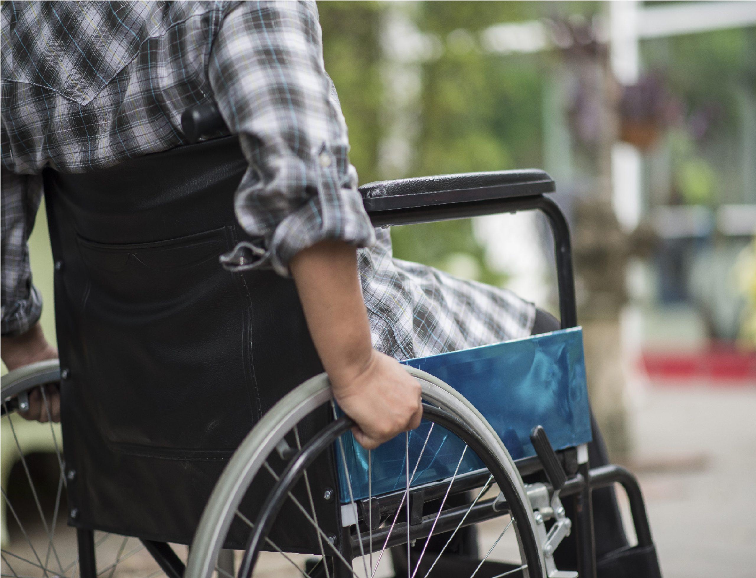 Cadeira 2 scaled - Acréscimo de 25% na aposentadoria por invalidez? Aprenda a fazer o requerimento
